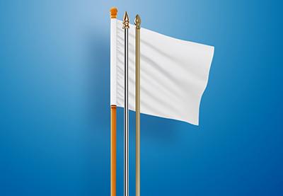 Древко для флага