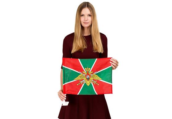 флаги с печатью